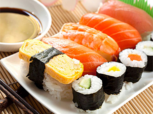 Sushi venues are the highest in fish fraud