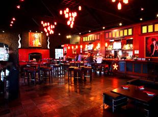 Brand restaurant in Las Vegas
